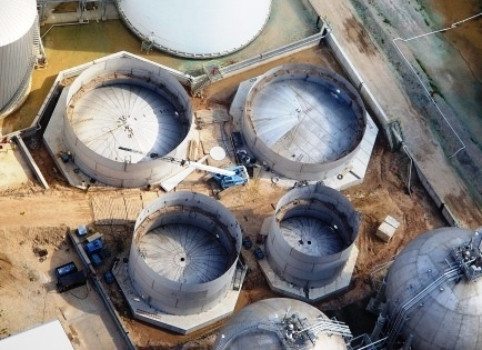 Stainless Steel Duplex and Alloy Storage Tanks, API 650 S